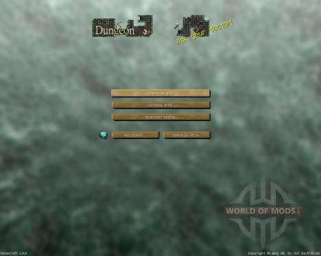 Dungeon R.V [64x][1.8.8] для Minecraft