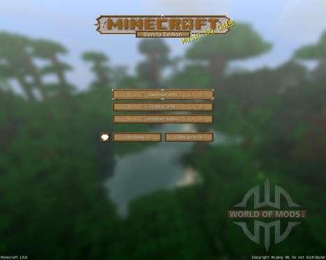 Alvorias Sanity [16x][1.8.8] для Minecraft