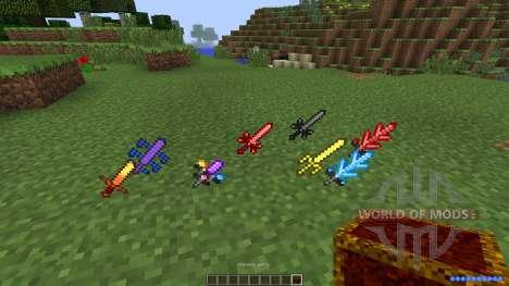 Divine RPG [1.7.10] для Minecraft