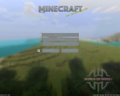 The Find In Space [16x][1.8.8] для Minecraft
