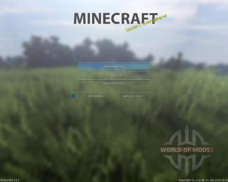 The Modern Pack V3.0 [64x][1.8.1] для Minecraft