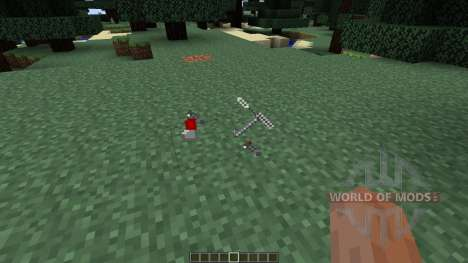 Ballistic Knife [1.7.10] для Minecraft