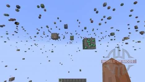Inverse Ore Generator [1.8] для Minecraft