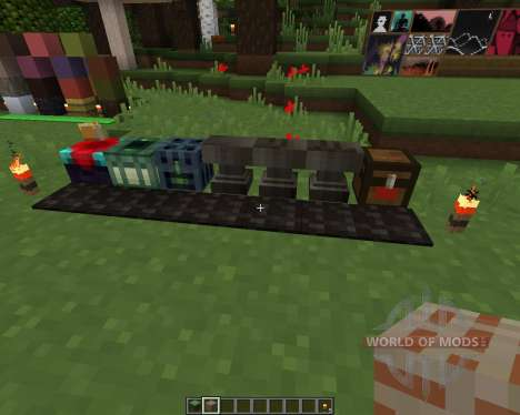 Runo8x Resource Pack [8x][1.8.8] для Minecraft