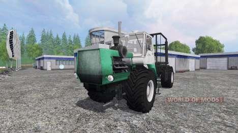 Т-150К лесовоз для Farming Simulator 2015