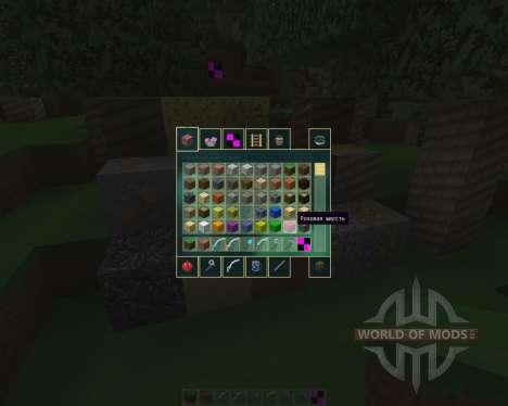 Under The Black Flag Resource Pack [64x][1.8.8] для Minecraft