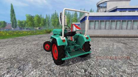 Kramer KLS 140 для Farming Simulator 2015