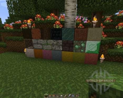 Fortune & Glory Jungle Ruins Resource Pack [16x] для Minecraft