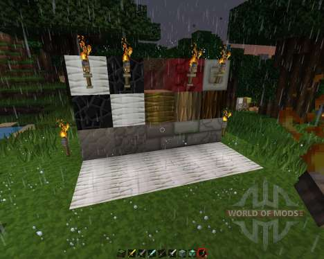 Sphax PureBDCraft [64x][1.8.1] для Minecraft
