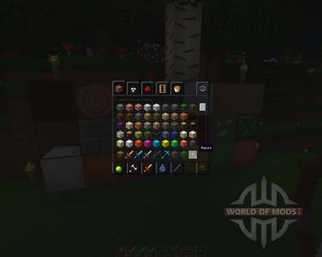 Red Creepers [32x][1.8.1] для Minecraft