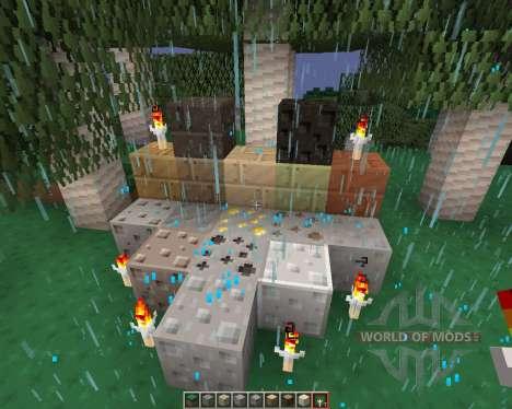 Sandy Dreams [16x][1.8.8] для Minecraft