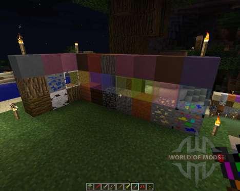 Color Land [16x][1.8.8] для Minecraft