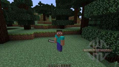 Machetes [1.7.10] для Minecraft