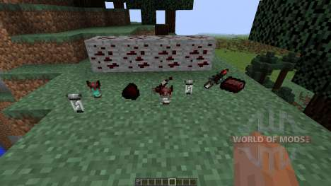 Ray Gun [1.8] для Minecraft