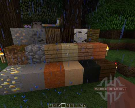 AncientCraft [64x][1.8.8] для Minecraft