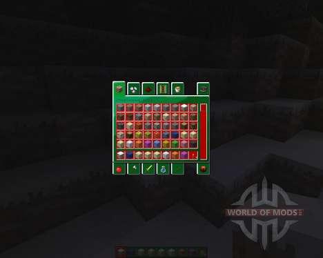 Christmas Pack [16x][1.8.1] для Minecraft