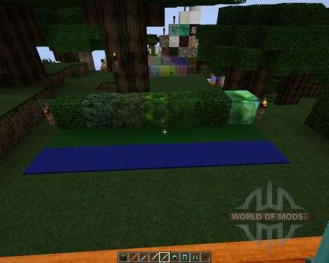 T-Craft Realistic [64x][1.8.8] для Minecraft