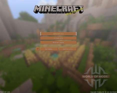 Dandelion [16x][1.8.8] для Minecraft