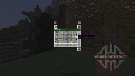 Botania [1.7.10] для Minecraft