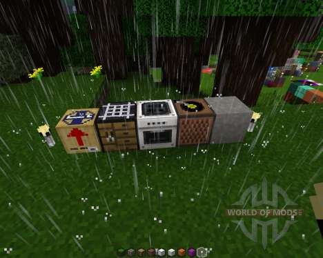 Contemporary Craft [16x][1.8.8] для Minecraft