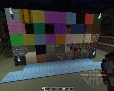 SnowmageCraft [16x][1.8.8] для Minecraft