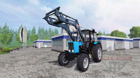 МТЗ-82.1 FL v2.0 для Farming Simulator 2015