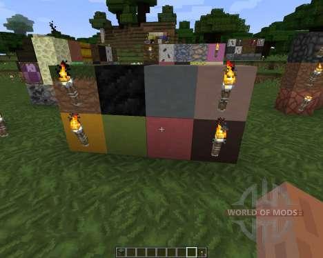 BlackCraft [32x][1.8.8] для Minecraft