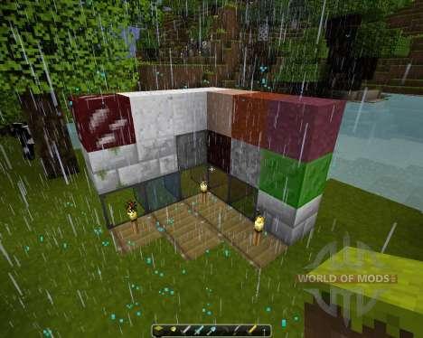 PleadiaCraft Resource Pack [16x][1.8.8] для Minecraft