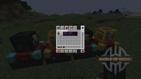 Exp Chest [1.8] для Minecraft