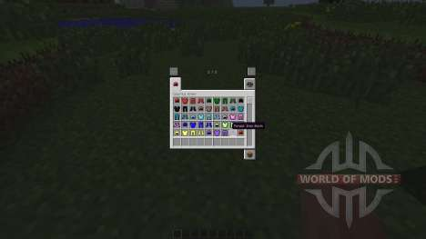 Colorful Armor [1.6.4] для Minecraft