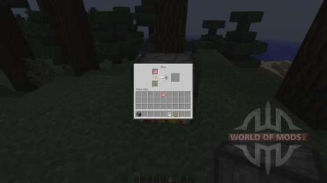 Roxas Fuel [1.7.10] [1.7.2] для Minecraft