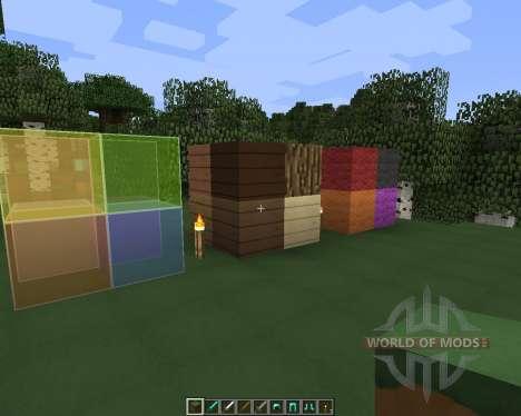 Some Random Textures Reboot [64x][1.8.8] для Minecraft