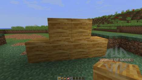 Roxas Straw [1.8] для Minecraft