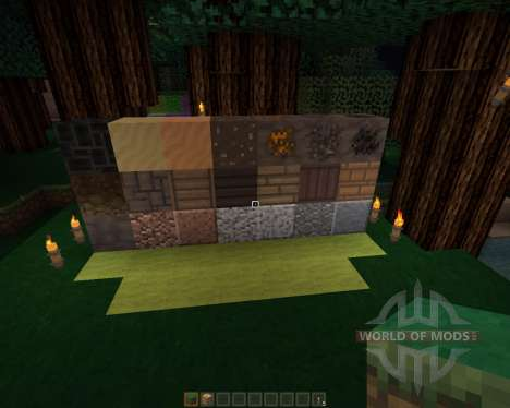 Candles and Clockwork Revival Pack [16x][1.8.8] для Minecraft