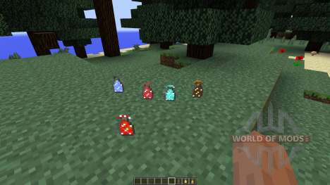 Soda [1.7.10] для Minecraft