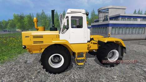 Т-150К жёлтый для Farming Simulator 2015