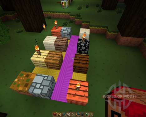 Sunny Craft [16x][1.8.1] для Minecraft