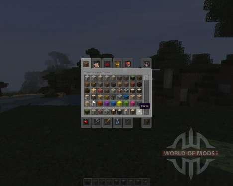 Age of Eteria [32x][1.8.1] для Minecraft