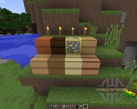 Sniperz Simplistic [16x][1.8.1] для Minecraft