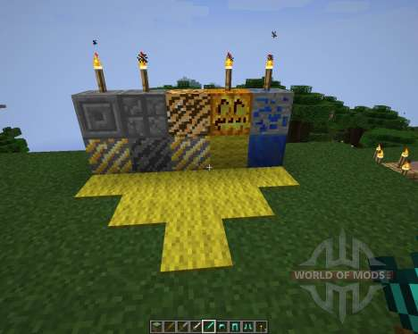 Like Texture [16x][1.8.8] для Minecraft