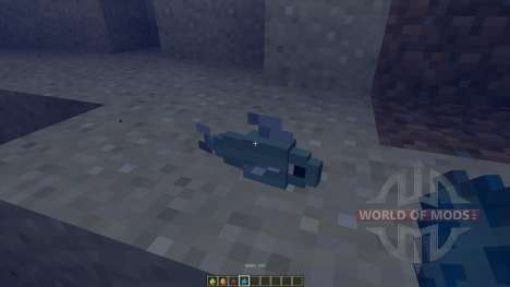 Just a Few Fish [1.7.10] для Minecraft