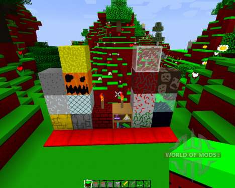 Ragdoll Adventure [32x][1.8.8] для Minecraft