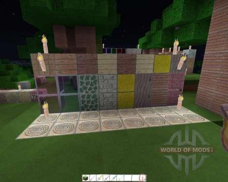 Pencil Pack [128x][1.8.8] для Minecraft