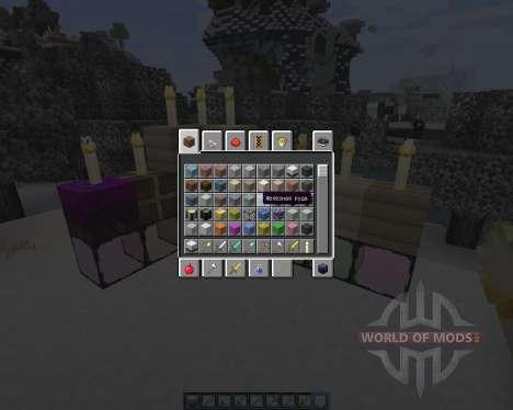 Zaurx Craft Christmas Resource Pack [32x][1.8.8] для Minecraft