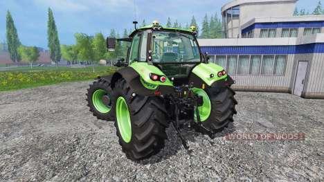 Deutz-Fahr Taurus для Farming Simulator 2015