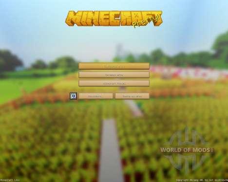 Sunveys eyecatcher [16x][1.8.1] для Minecraft