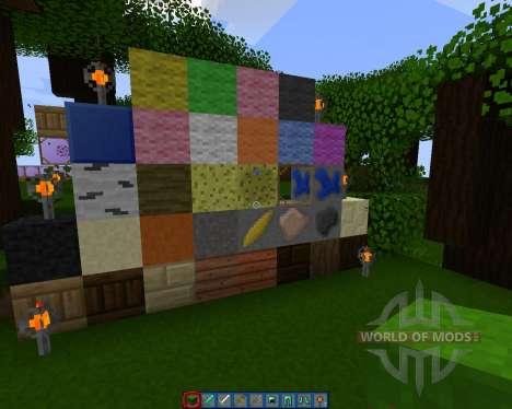 Pitch Black [16x][1.8.8] для Minecraft