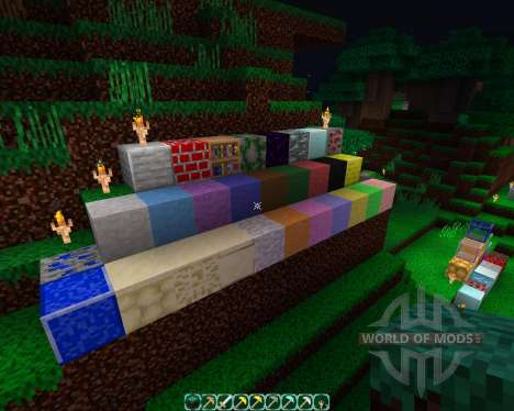 Gitrus Basement Crystals [16x][1.8.8] для Minecraft