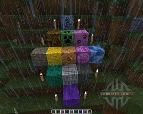 Absolution Resource Pack [128x][1.8.8] для Minecraft