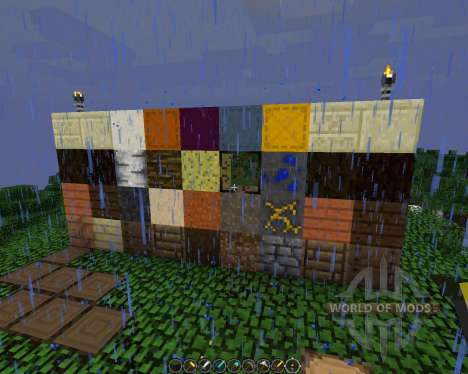 CastleCraft Resource Pack [32x][1.8.8] для Minecraft